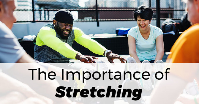 Four Arguments To Convince You About The Importance Of Stretching image